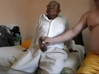 fat male Old man fucking the fat mature