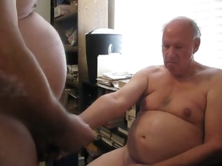 amateur Old guys 3 blowjob