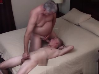 amateur Older Man Rims And Fucks Bareback Straight Blond Teenager oldy