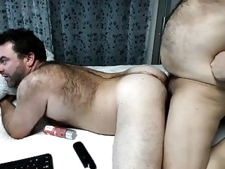 bareback (gay) 2 bears on cam bear (gay)