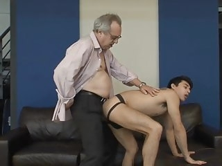 bareback (gay) the reunion with my daddy big cock (gay)